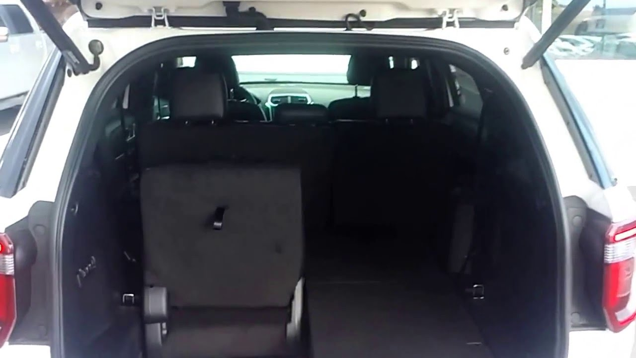 Tutorial Hands Free Liftgate  Ford Explorer Edge Escape