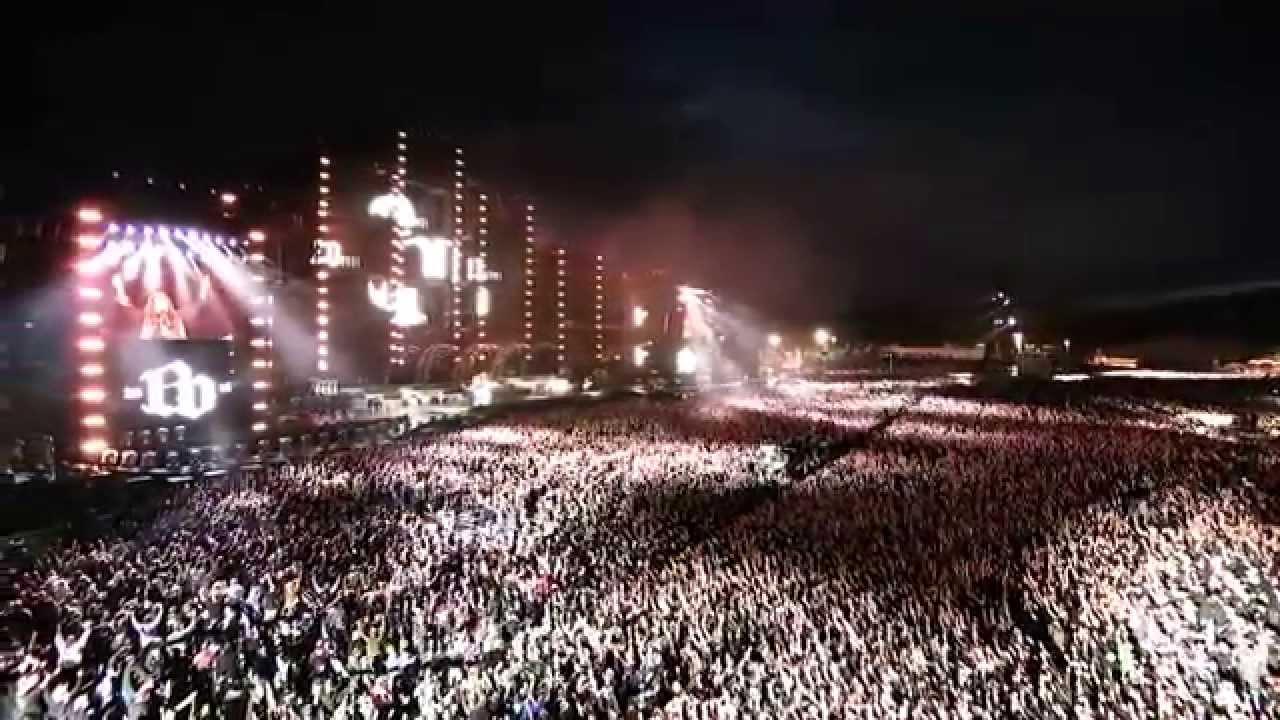 Böhse Onkelz Live At Hockenheimring 2015 Wir Bleiben Youtube