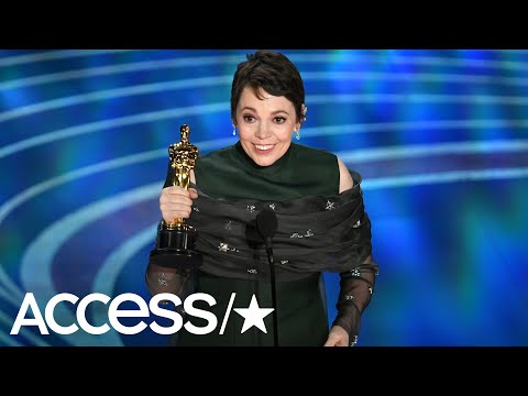 Was Olivia Colman's Oscars Acceptance Speech The Best Moment Of The Night? | Access