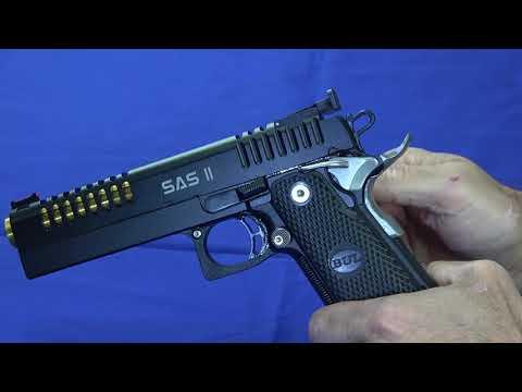 Israeli Competition Gun: BUL Armory SAS II AIR