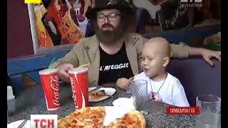 Проект 'Здійсни мрію' здійснив бажання 5-річного Михайлика, що хворіє на на лімфобластну лейкемію