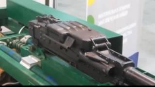 Украинские солдаты изготовили боевого робота