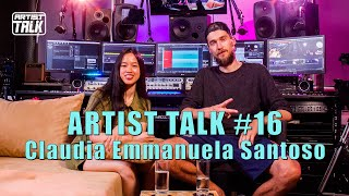 Artist Talk # 16 Claudia Emmanuela Santoso about The Voice of Germany 2019