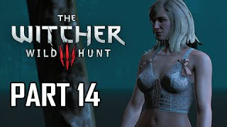The Witcher 3: Wild Hunt Walkthrough Part 14 - Keira Metz Romance Scene (PC Let