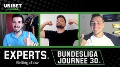 Unibet Experts – Betting Show: 2019/2020: Journée 30 (Bundesliga)