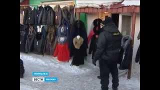 В Мурманске состоялся очередной рейд миграционной службы совместно с региональным наркоконтролем
