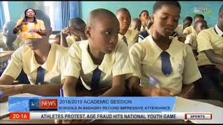 Schools In Badagry Record Impressive Attendance