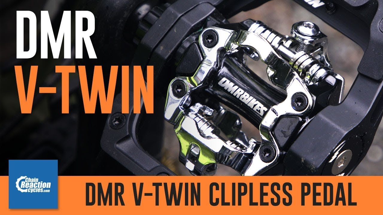 d7388e8f02f DMR V-Twin Clipless Pedals - YouTube