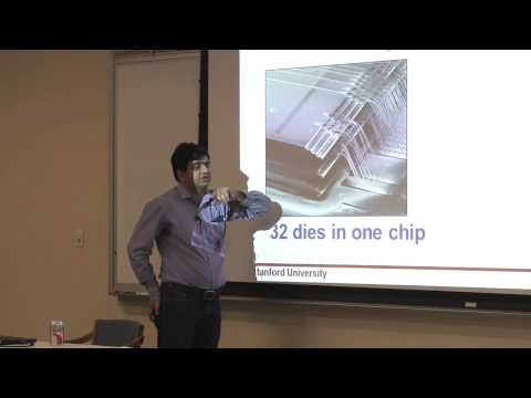 History of Flash Memory & Process Technology for making NAND array