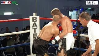 JACK SELLERS VS CASEY BLAIR - BBTV - BATESON PROMOTIONS LEEDS