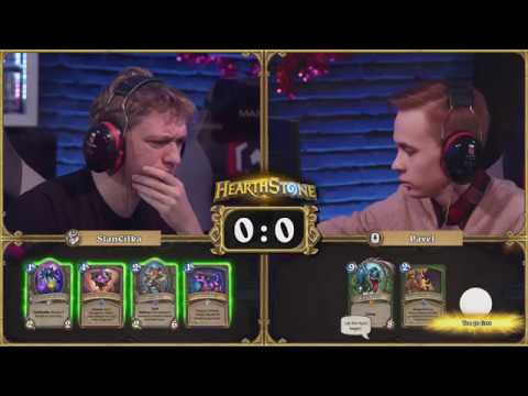 Hearthstone: Pavel vs StanCifka - SeatStory Cup VIII (Losers Match)