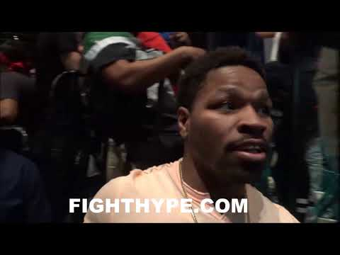 """SHAWN PORTER'S MESSAGE TO DANNY GARCIA; DISSES HIS THURMAN PERFORMANCE: """"CRAZINESS"""""""