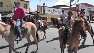 Domínio de cavalo na Cavalgada de Imperatriz - MA