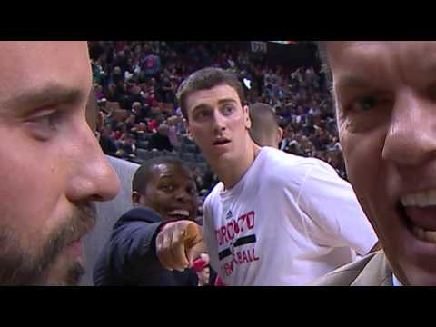Best NBA Video Bombs from the 2014-2015 Season!