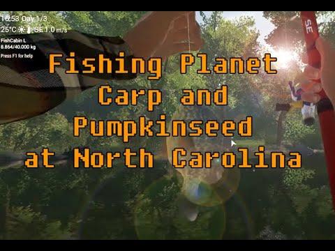 Neherrin River Revisit – Fishing Planet – Guide – Fishing