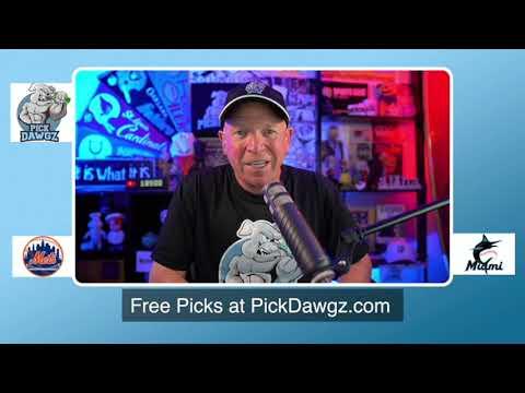 New York Mets vs Miami Marlins Free Pick 8/26/20 MLB Pick and Prediction MLB Tips