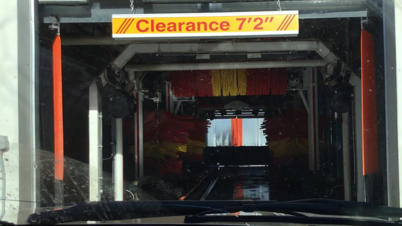 Shell Soft Touch Car Wash Chinook Macleod Trail In