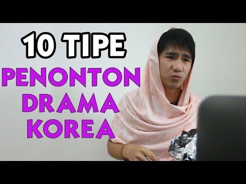 10 TIPE PENONTON DRAMA KOREA