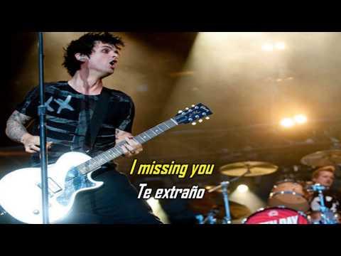 Green Day - Missing You (Subtitulado En Español E Ingles)