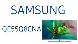 Телевизор Samsung QE55Q8C (QE55Q8CNA, QE55Q8CNAUXRU, QE55Q8CNAU, QE55Q8CNAUXUA, Q8C) изогнутый