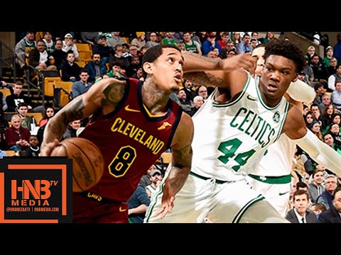 Boston Celtics vs Cleveland Cavaliers Full Game Highlights | 01/23/2019 NBA Season thumbnail