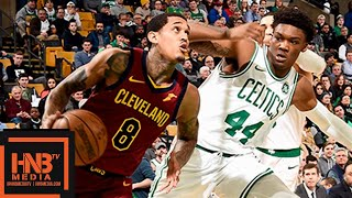 Boston Celtics vs Cleveland Cavaliers Full Game Highlights | 01/23/2019 NBA Season