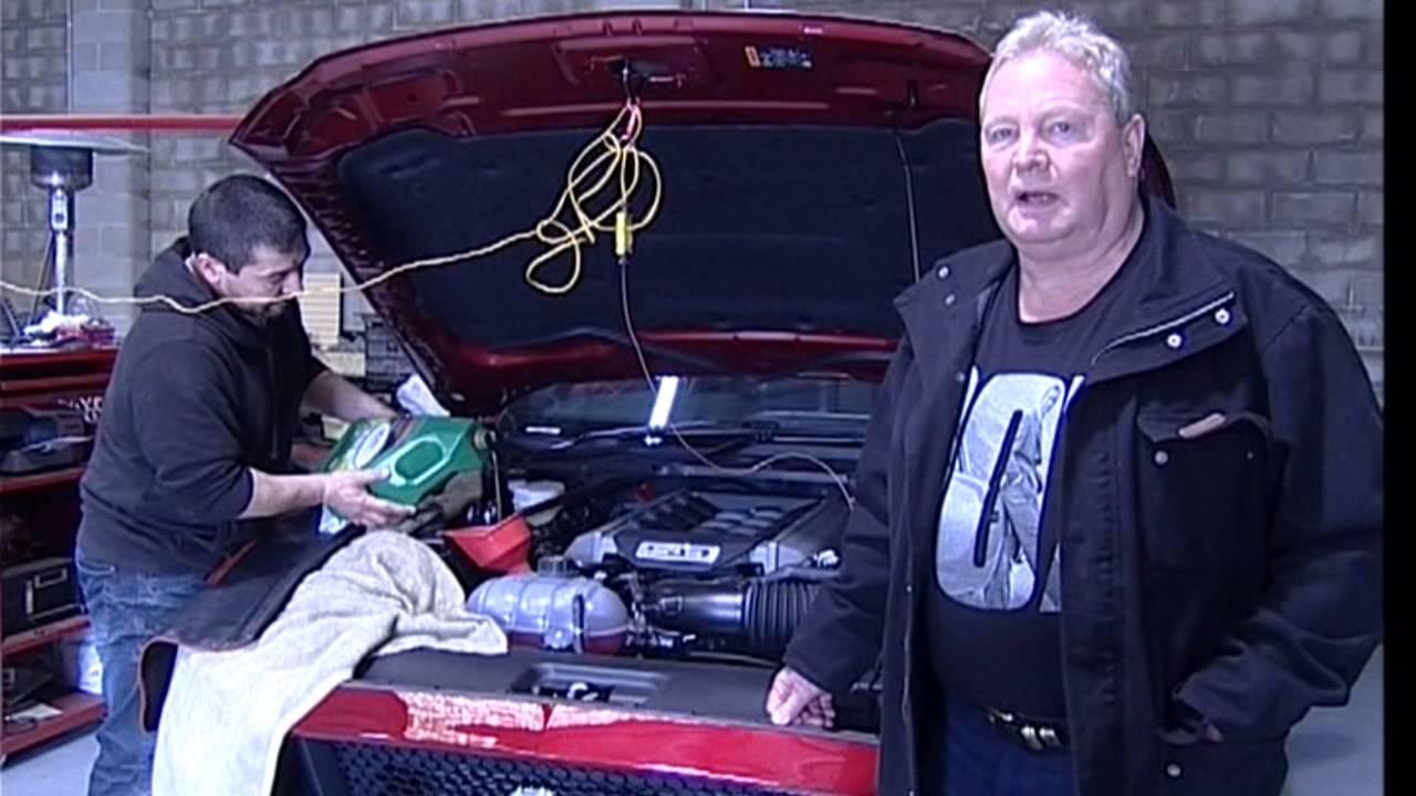 5w20 Vs 5w30 >> ULX110 Motor Oil vs Castrol EDGE Titanium Mustang GT Dyno Test - YouTube