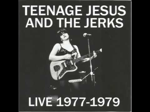 Teenage Jesus & The Jerks - Popularity Is So Boring (live)