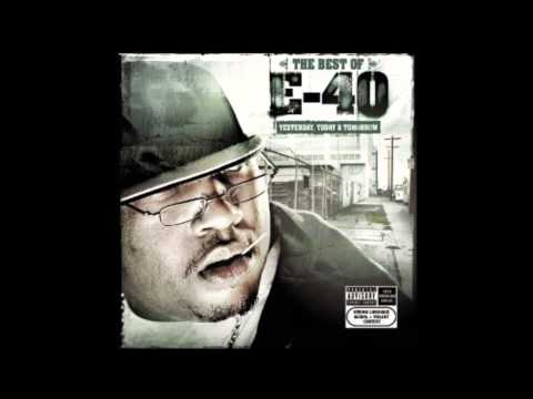 E 40   Gas, Break, Dip featuring The Federation