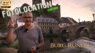 Foto Location Checked   Foto Location - Burg Runkel 📸