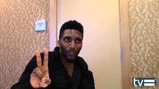 The Originals Season 3 - Yusuf Gatewood Interview
