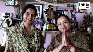 Best Wishes for New Web News Channel Voice of India 24x7 Singer Lachi Bawa & Glory Bawa