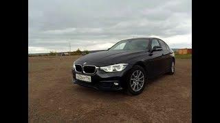 видео BMW 3 2014 - обновленная третья серия БМВ [фото]