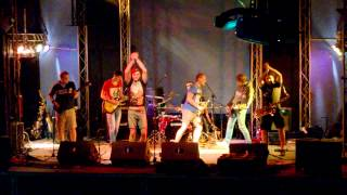 Wanted One-Armed Bandits - Live in Russia, Bryansk [14 Nov 2014] Fragment