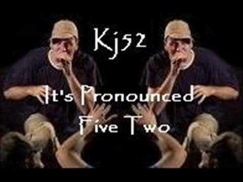 Kj52 - It's Pronounced Five Two