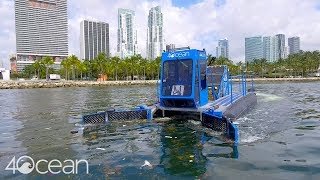 The 4ocean Mobile Skimmer
