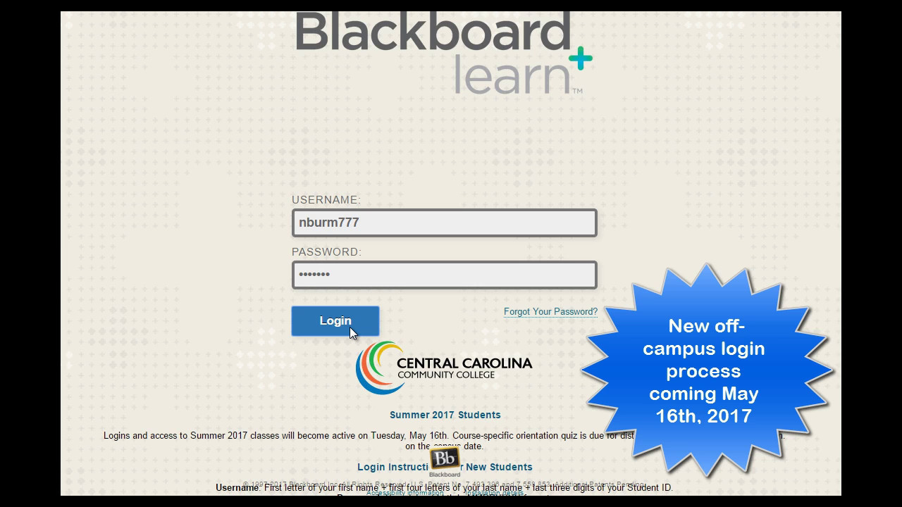 New Cccc Library Off Campus Login Youtube