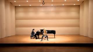 R.Schumann-FantasiestückeOp 73(I.Zart und mit Ausdruck-II.Lebhaft,leicht-III.Rasch und mit Feuer)