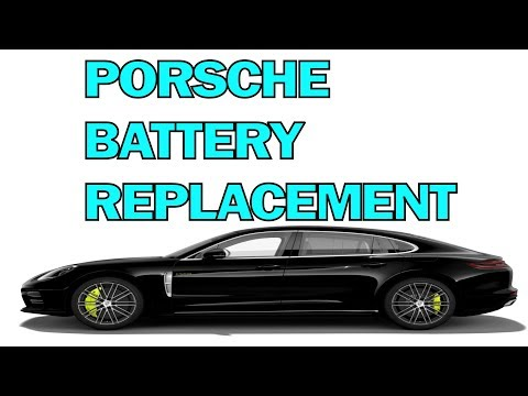 How To Change Your Porsche Battery (Porsche Battery Replacement)