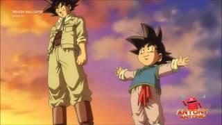 DragonBall super primo episodio in italiano