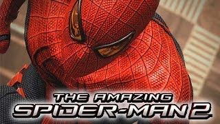 The Amazing Spider-Man 2 Video Game - ASM 1 Suit Free Roam Gameplay (PS4)