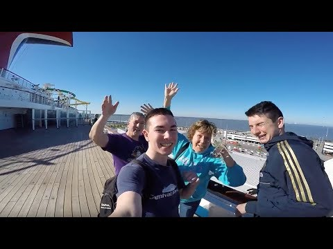 Carnival Sunshine New Years Cruise 2018