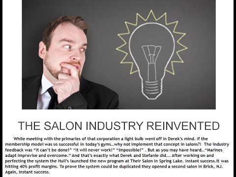 How to make money with Salon Membership