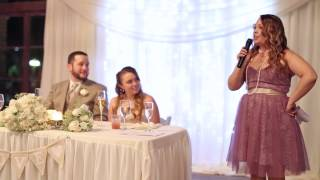 A Special Frozen Maid Of Honor Speech