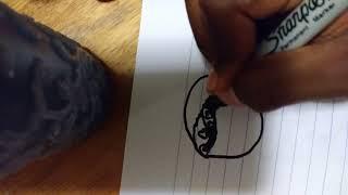 How to draw very intelligent pretty girls an boys