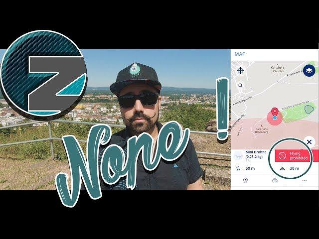 FPV Cinématique | Hombourg vue par un drone ! (part2)