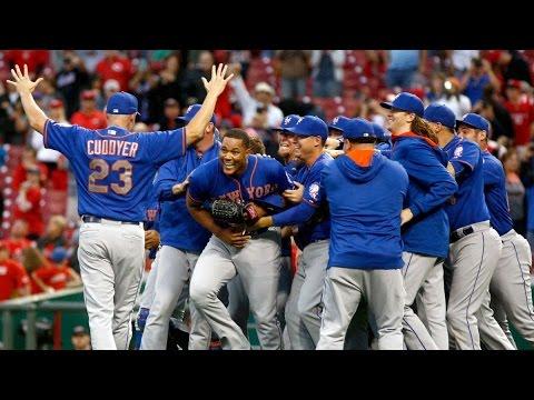 2015 New York Mets Postseason Highlights (HD)