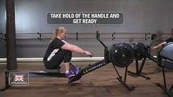 Go Row Indoor 20-minute workout - The original workout