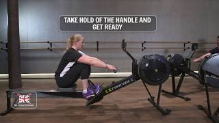 Go Row Indoor 20 minute workout class thumbnail