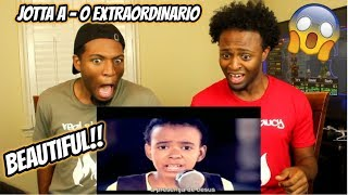 Jotta A - O Extraordinário (Video Oficial) (REACTION)